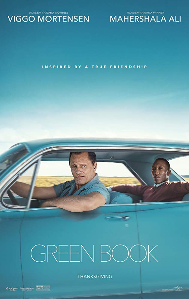 Green Book (Peter Farrelly) 🎦