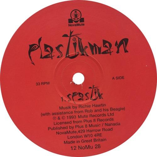 #TST / Plastikman – Spastik ✨