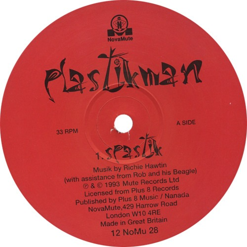 Plastikman Spastik