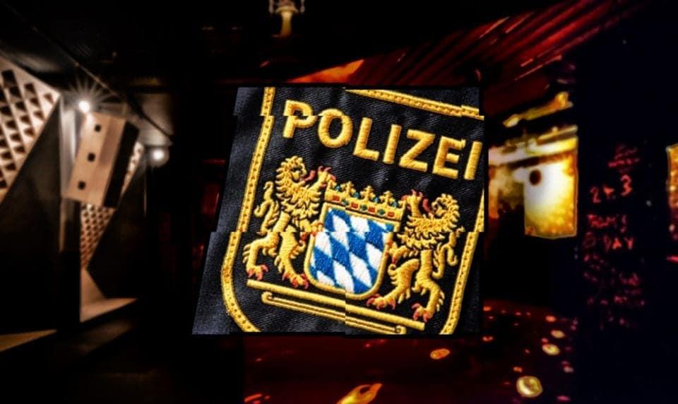 Munich: (Clubbing + Police Control) = clubbing scene will disappear 🤔