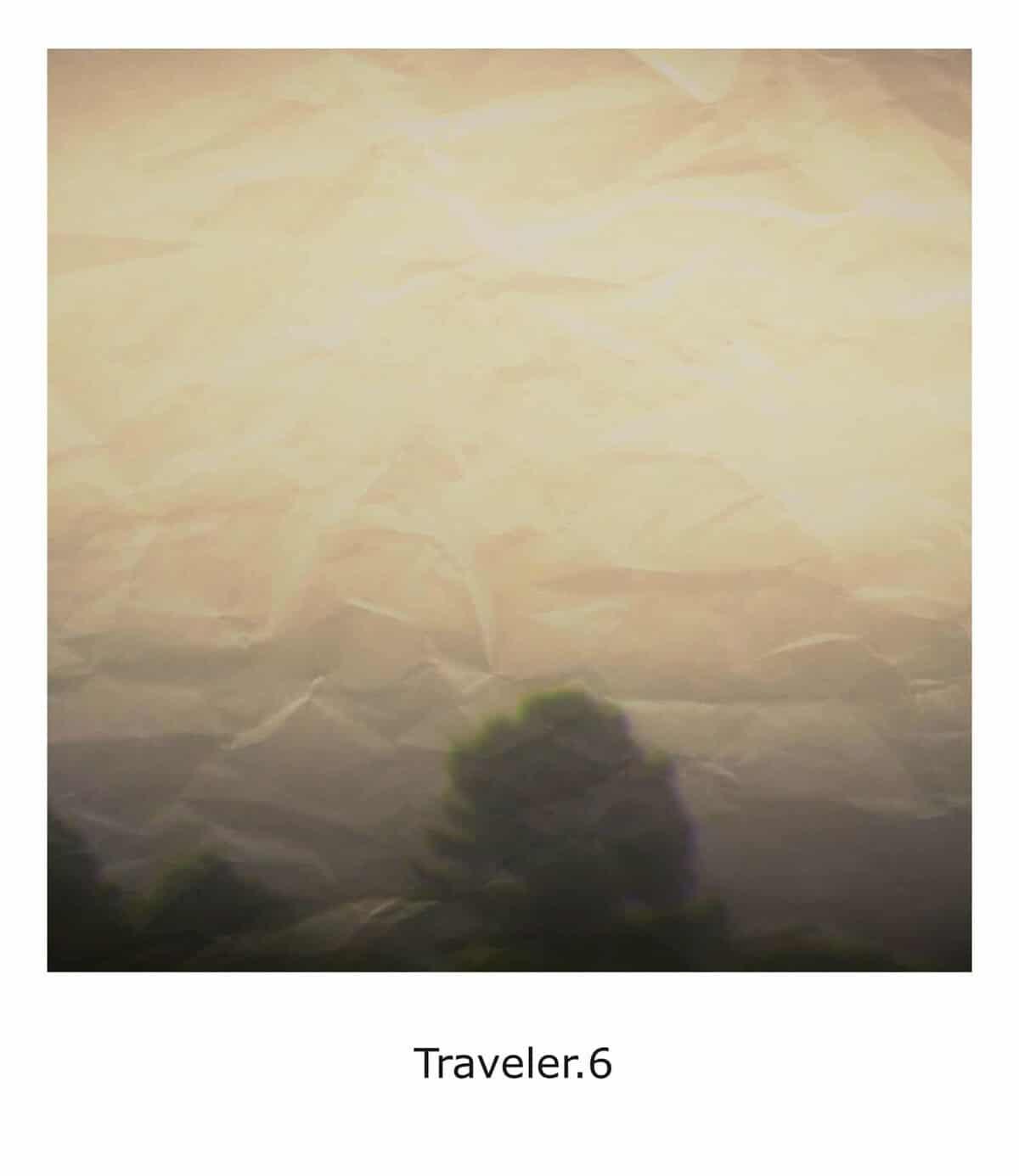 Traveler.6 Cover