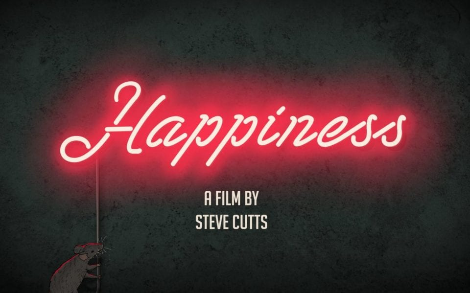 Happiness by Steve Cutts